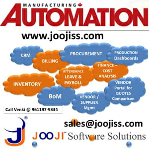 Jooji CRM & ERP Software Solutions