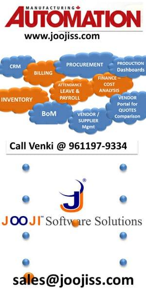 Jooji CRM & ERP Software Solutions