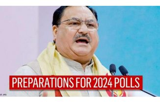 2024 ಚುನಾವಣೆ : ನಡ್ಡಾ ರಾಷ್ಟ್ರೀಯ ವಿಸೃತ್ ಪ್ರವಾಸ