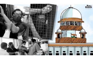 ಹೈಕೋಟ್ರ್ನಿಂದ ಮಧ್ಯಂತರ ಜಾಮೀನು ನಿರಾಕರಣೆ; ಅರ್ನಬ್ ಸುಪ್ರೀಂ ಮೊರೆ