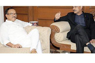 ಮಹದಾಯಿ: ಗೋವಾ ಸಿಎಂ ಜತೆ ಚರ್ಚೆ